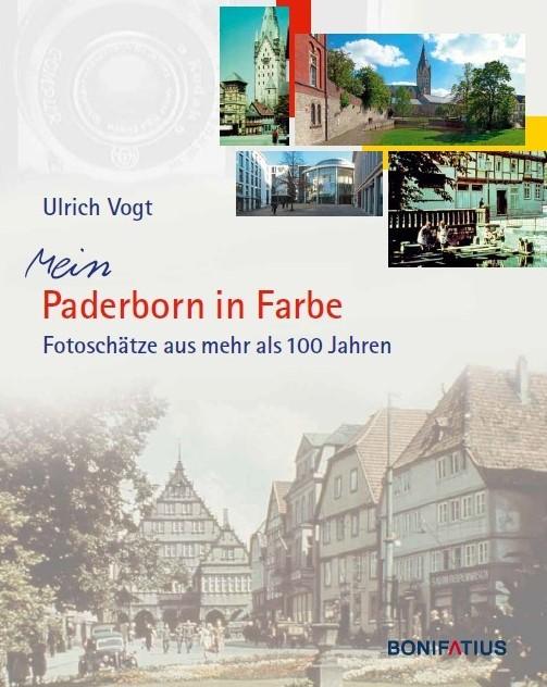 Ulrich Vogt: Meine Paderborn-Bücher